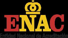 logo ENAC acreditación laboratorio