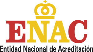 logo ENAC acreditación laboratorio