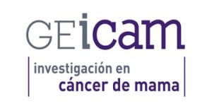 logo Geicam cáncer de mama España